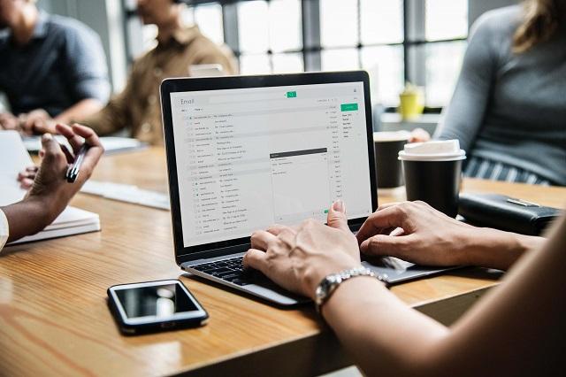 Bewerberkommunikation eMail Verkehr