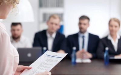 Interviewleitfaden – So führen Sie erfolgreiche Bewerbungsgespräche mit Kandidaten!