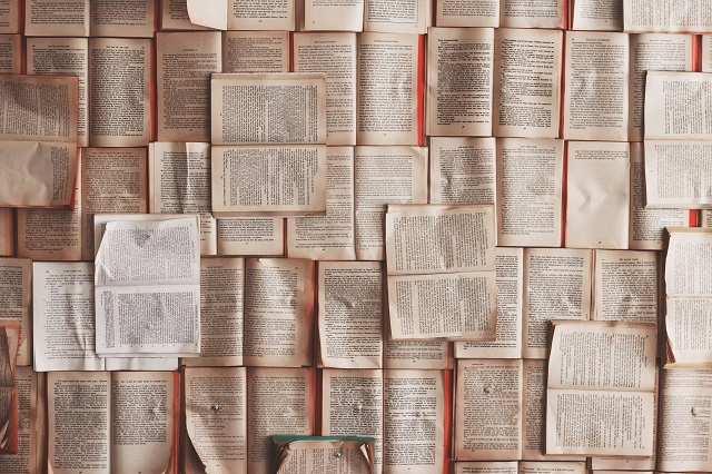 Keine Romane beim Lebensläufe gestalten