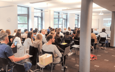 Studierende entdecken die spannende Startup-Welt bei Vitapio