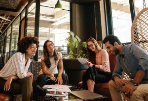 Werkstudenten finden: Jung, dynamisch